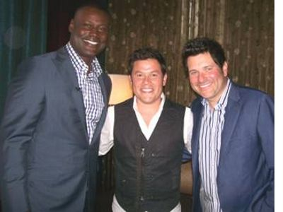 Kevin Carter, Jamie Johnson, Jay DeMarcus