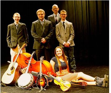 Kentucky School of Bluegrass Ensemble