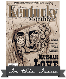 Kentucky Monthly June/July 2013 cover
