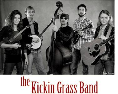 Kickin' Grass Band