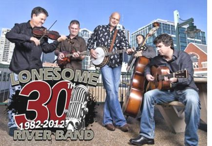 Lonesome River Band at 30