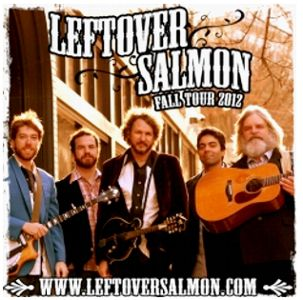 Leftover Salmon Fall Tour 2012