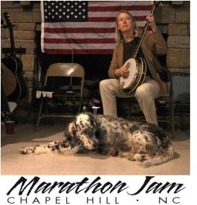 Marathon Jam at Chapel Hill