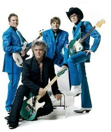 Marty Stuart and the Superlatives