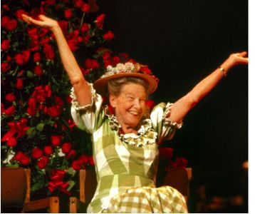 Minnie Pearl 50th Opry Appearance