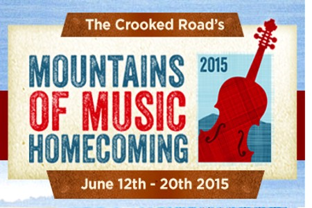 The Crooked Road's Mountains of Music Homecoming