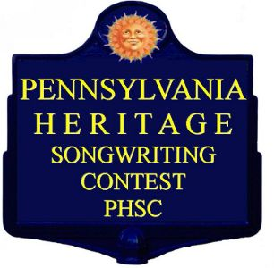 Pennsylvania Heritage Songwriting Contest
