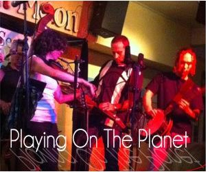Playing On The Planet