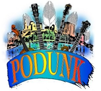 Podunk Bluegrass Music Festival 2012
