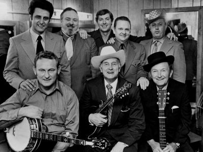 Bluegrass Music Legends