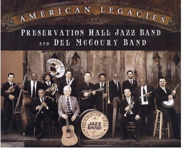 Preservation Hall Jazz Band with Del McCoury Band