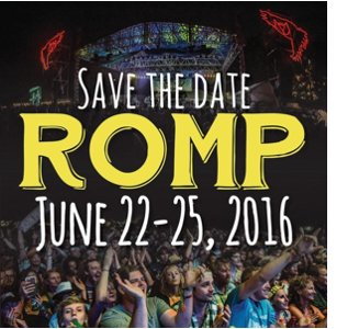 ROMP - Save the Date
