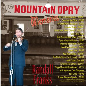 Mountain Opry Memories