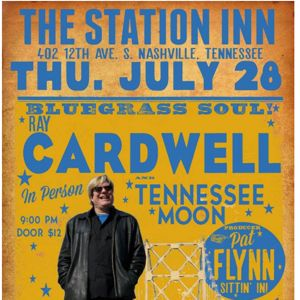Ray Cardwell & Tennessee Moon at Station Inn