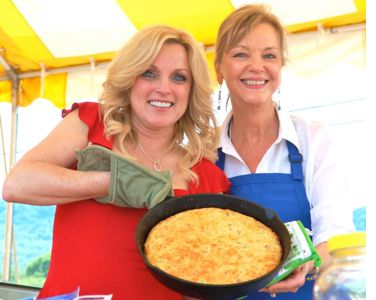 Rhonda Winning Cornbread from RhondaVincent.com