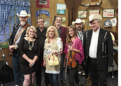 Rhonda Vincent, Alseep At The Wheel