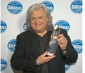 Ricky Skaggs 2011 Award