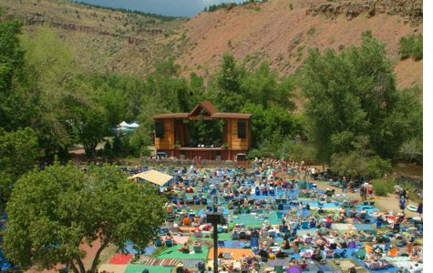 RockyGrass at Planet Bluegrass Ranch