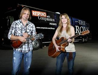 The Roys and Respond Bus