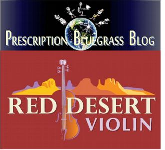 Prescription Bluegrass and Red Desert Violins