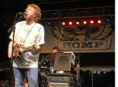 Sam Bush at ROMP