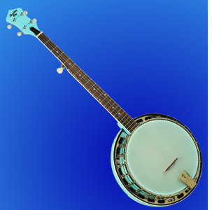 Recording King Starlight Banjo