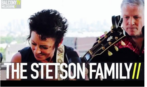 The Stetson Family on BalconyTV