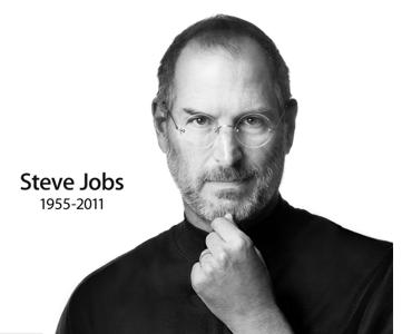 Steve Jobs, courtesy Apple.com