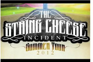 String Cheese Incident Tour 2012