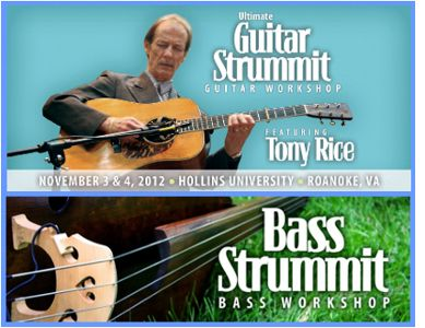 Guitar and Bass Strummit 2012