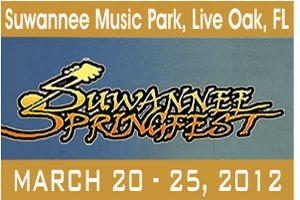 Suwannee Springfest 2012