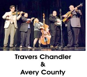 Travers Chandler &amp; Avery County