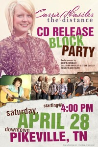 Carrie Hassler CD Release Party