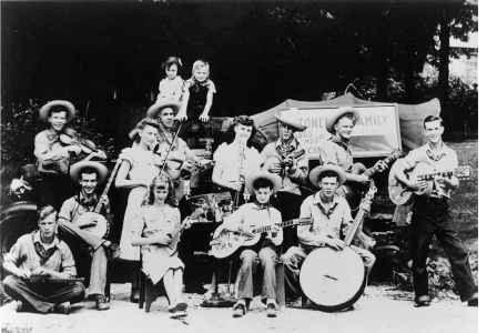 The Stoneman Family