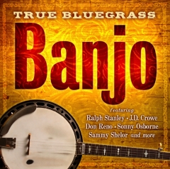 True Bluegrass Banjo