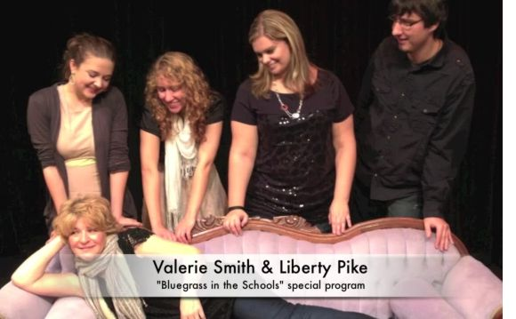 Valerie Smith & Liberty Pike Schools Program