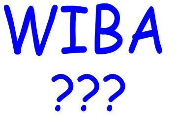 WIBA?