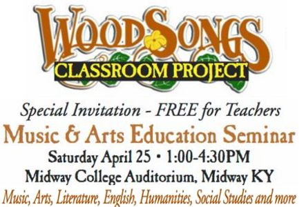 WoodSongs Classroom Project