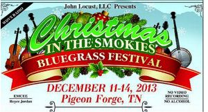 Christmas in the Smokies Bluegrass Festival 2013