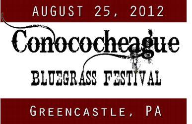 Conococheague Bluegrass Festival