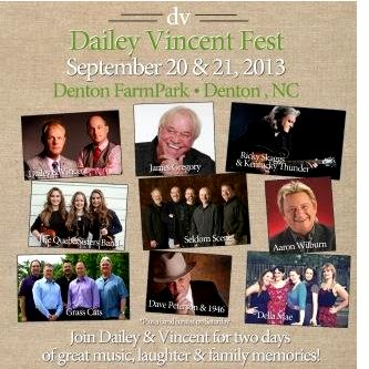 Dailey Vincent Fest 2013