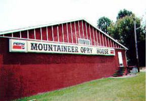 Mountaineer Opry House