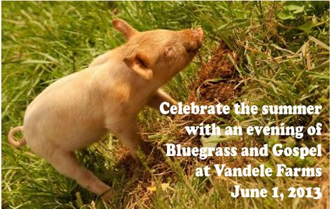 Vandele Farms Pig Pickin & Bluegrass